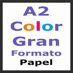 Impresión gran formato A2...