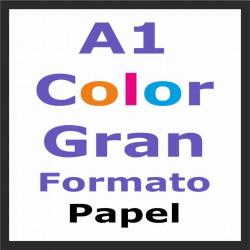 Impresión gran formato A1...